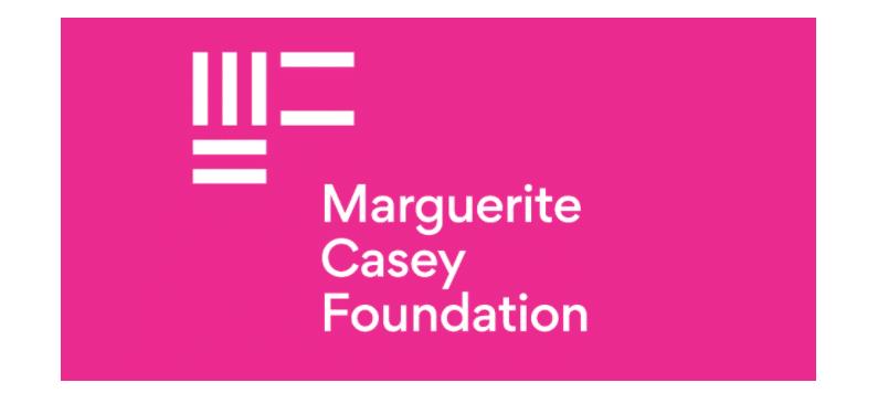 Marguerite Casey Foundation logo